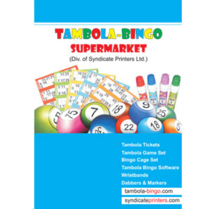 buy tambola and bingo game supplies